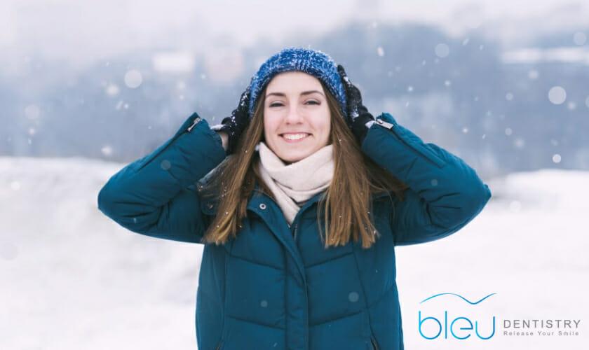 teeth care in winter